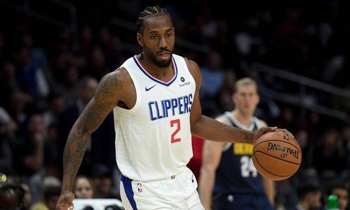 Kawhi Leonard – O ala do Clippers é o astro mais quieto em uma liga de estrelas. Pode-se dizer, então, que é um assassino silencioso: atleta ofensivo dos mais eficiente e o melhor marcador de sua posição na NBA. Teve médias de 32.8 pontos, 10.2 rebotes e 5.2 assistências na série contra o Mavericks.