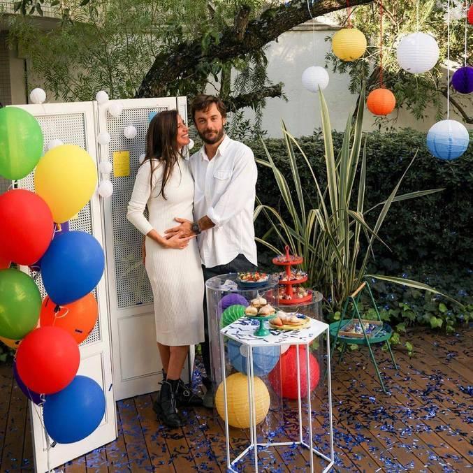 Kayky Brito e Tamara Dalcanale estão à espera de um menino