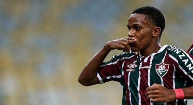 Kayky - Fluminense