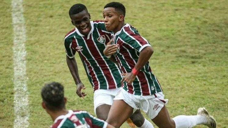 Kayky - atacante - 17 anos - contrato até 30/12/2022 (negociação avançada com o Grupo City, mas fica até 2022)