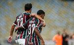 Pouco mais de um ano após assinar o contrato, Kayky é uma das referências do Fluminense, mesmo estando ao lado de gigantes como Fred e NenêConfira:Família de Schumacher coloca mansão à venda por R$ 400 milhões