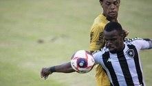 Babi deixa o seu, mas Botafogo só empata e perde chance de ir ao G-4