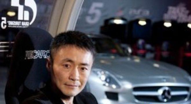 Kaz Yamauchi, do Polyphony Digital, diz que quer fazer algo além de Gran Turismo 7
