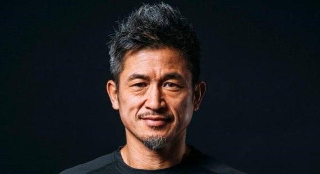 Kazu, que completará 52 anos em fevereiro, disputará a 33ª temporada da carreira