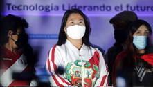 Fujimori descarta derrota no Peru e alega irregularidade na eleição