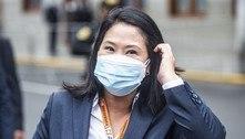 Justiça do Peru nega prisão preventiva de Keiko Fujimori