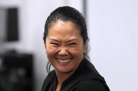 Fujimori é investigada por tráfico de influência