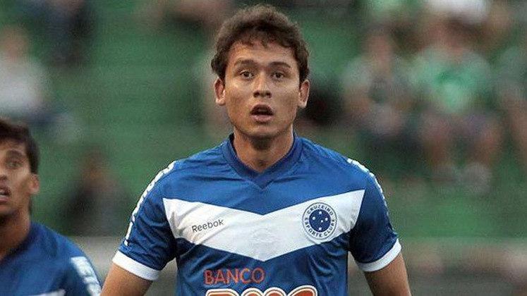 Keirisson - Cruzeiro - Keirrison veio emprestado no começo de agosto de 2011. Atuou em apenas oito jogos e marcou um gol, decepcionando os cruzeirenses.