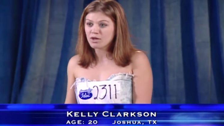 Kelly Clarkson, American Idol (2002): a jovem garota do Texas foi a primeira vencedora do programa de talentos American Idol, 19 anos atrás. A partir daí, a vida dela ganhou outro rumo. Foram duas músicas no topo das paradas dos Estados Unidos, mais de 25 milhões de álbuns vendidos e três Grammy's. No ano passado, a artista ganhou um Emmy, o principal prêmio da televisão, pelo talk show The Kelly Clarkson ShowVeja:Kelly Clarkson terá que pagar mais de R$ 1 milhão por mês ao ex