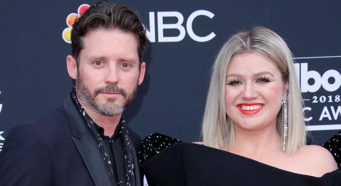 Kelly Clarkson venceu uma etapa da batalha judicial contra o ex-marido