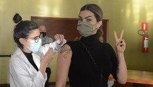 Kelly Key consegue antecipar 2ª dose da vacina: 'Solicitação médica'