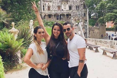 Suzanna é oficialmente filha de Mico, marido de Kelly