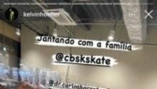 Prata de Kelvin Hoefler revela climão no skate do Brasil: 'É uma vergonha o que fizeram com meu filho'