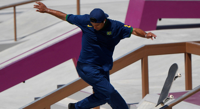 O brasileiro Kelvin Hoefler