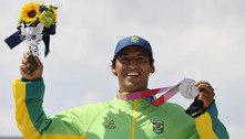 Kelvin Hoefler é prata no skate e conquista 1ª medalha para o Brasil