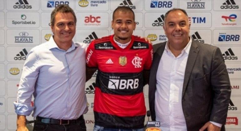 Kenedy - Flamengo