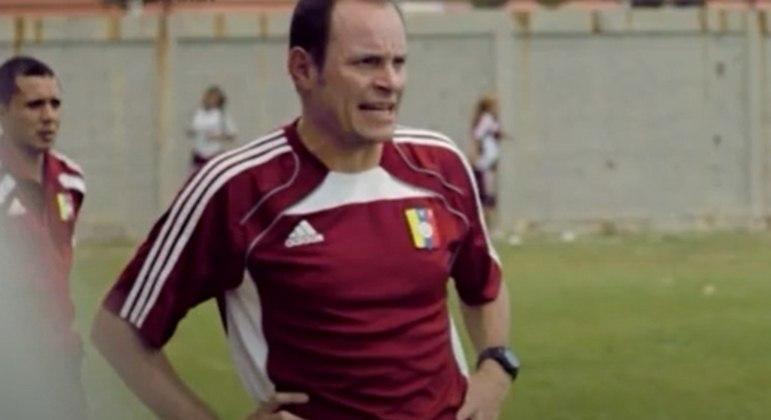 Kenneth Zseremeta dirigiu a seleção sub-17 da Venezuela até 2017