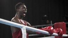 Keno Machado perde de britânico e é eliminado no boxe até 81kg