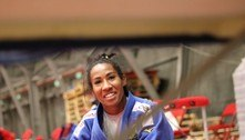 Judoca Ketleyn Quadros retorna após feito de 2008: 'Me superei'