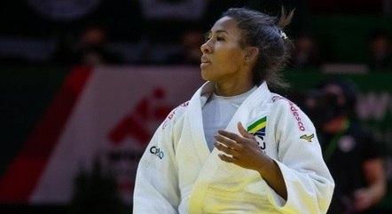 Judoca se inspira em gerações anteriores