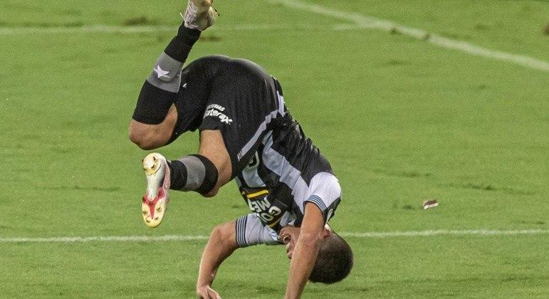 Rebaixamento é o terceiro na história do Botafogo