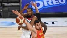 Com Durant & Cia., EUA estreiam neste domingo no basquete