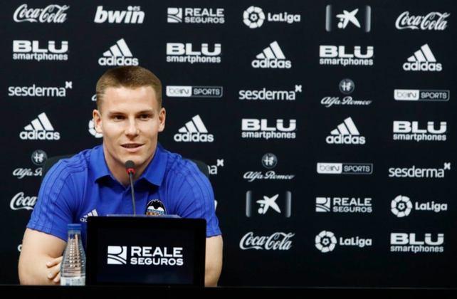 Kévin Gameiro (34 anos) - Posição: atacante - Clube atual: Valencia - Valor atual: 3,5 milhões de euros