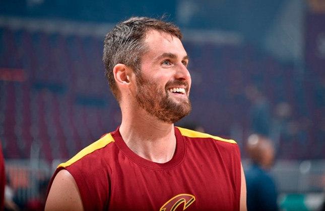 Kevin Love - 32 anos - Ala-pivô do Cleveland Cavaliers - Vai para a segunda Olimpíada (ouro em Londres-2012)