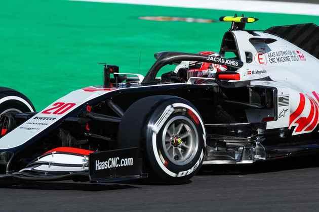 Kevin Magnussen ficou na 16ª colocação no segundo treino livre para o GP de Portugal