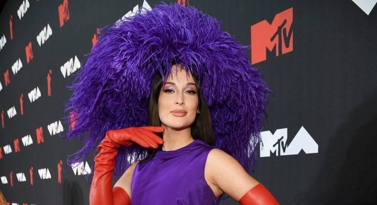 Kevin Mazur/MTV VMAs 2021/Getty Images f