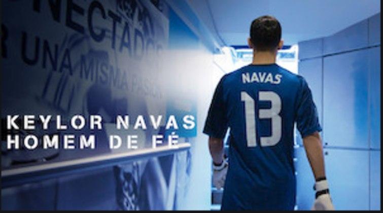 Keylor Navas - O goleiro costarriquenho Keylor Navas está no PSG. Mas poderia reencontrar Cristiano Ronaldo, ex-colega de Real Madrid.