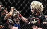 Khabib Nurmagomedov é o primeiro russo e primeiromuçulmanosunitaa conquistar um título doUltimate Fighting Championship. Dentro dos ringues conquistou uma invencibilidade de 29 lutas seguidas, 13 só no UFC. Junto com Anderson Silva, ele se torna uma das grandes perdas do MMA em 2020