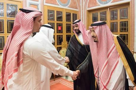 Khashoggi desapareceu em 2 de outubro