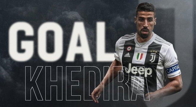 Esportividade, a homenagem ao gol de Khedira nas mensagens do site do Sassuolo