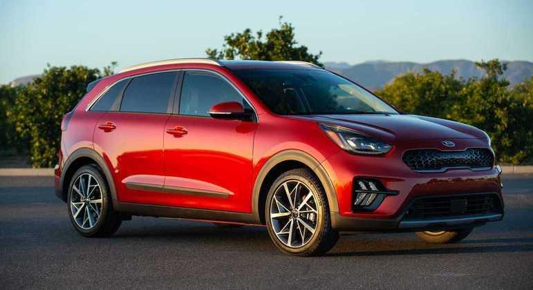 SUV tem o design semelhante com a atual versão do Sportage vendido no Brasil