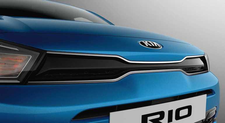 Kia Rio chega equipado com motor 1.6 aspirado de 124cv