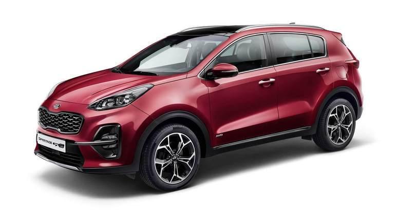 SUV terá cores prata e vermelho metálicas  por R$ 2.000