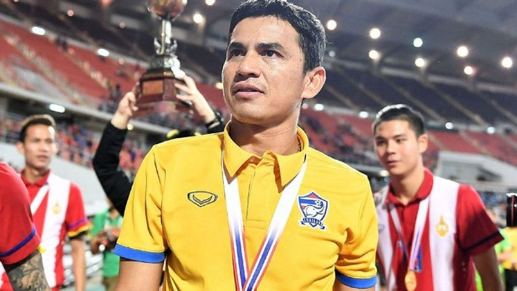 Kiatisuk Senamuang: 71 gols em 134 jogos pela seleção da Tailândia.