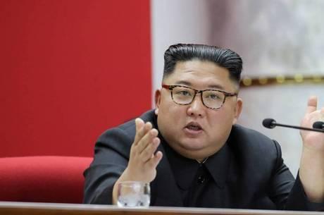 Kim jong-un perdeu a comemoração do aniversário do avô no último dia 15 de abril