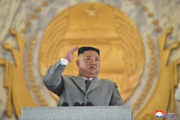 Governo norte-coreano revelou pela primeira vez as imagens do Sinpo-C em julho de 2019