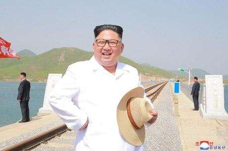 "Kim ""quer a paz"", segundo parlamentar russa"
