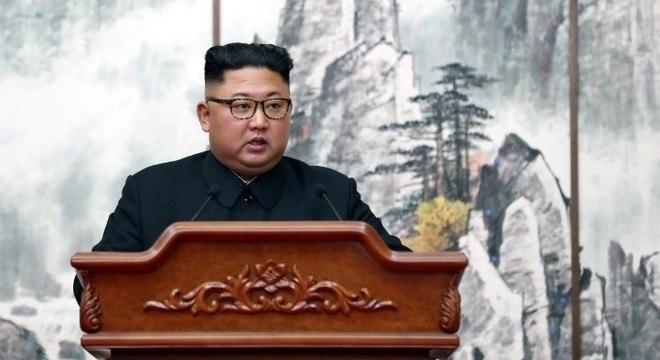 Trem do líder norte-coreano deve chegar na quinta-feira (10) em Pyongyang