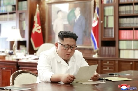 Kim Jong-un: medidas ampliam credibilidade