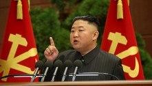 Líder norte-coreano diz que Estados Unidos são 'raiz' das tensões