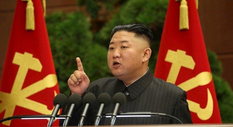 Após realização de demonstrações militares, líder norte-coreano recusou diálogo com os EUA