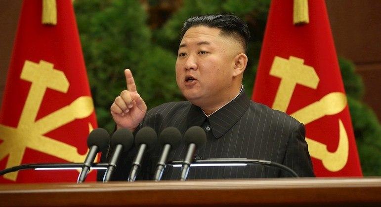 O exército de Kim Jong-un tem realizado uma forte escalada militar nas últimas semanas