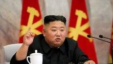 Kim diz querer ampliar relações exteriores da Coreia do Norte