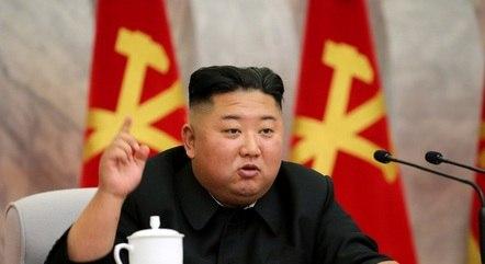 Kim quer desenvolver relações exteriores