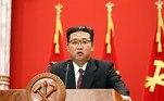 Líder norte-coreano, Kim Jong Un