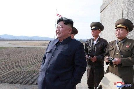Teste teve supervisão de Kim Jong-un